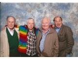 Voices of Thunderbirds series on tv