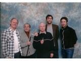 David Tennant , Sylvester McCoy (The Hobbit ) , Peter Davison (Law & Order All Creatures Great & Small ) Paul McGann (Mo