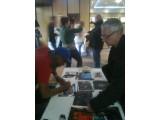 Danny John Jules Red Dwarf signing for me