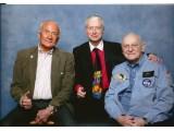 Buzz Aldrin Alan Bean astronauts