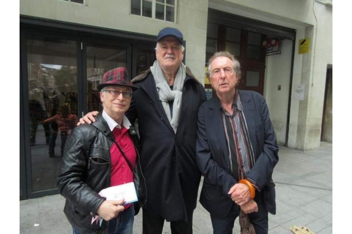 John Cleese Eric Idle