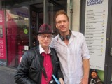 Shaun Dingwall Survivors and Roses dad Dr Who