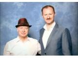 Mark Gattis League of Gentleman Dr Who Sherlock