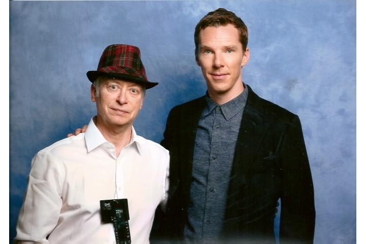 Benedict Cumberbatch Star Trek Sherlock