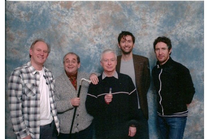 Tennant McCoy Davison and McGann