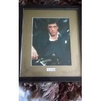 Al Pacino autograph 13 (Scarface)
