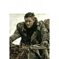Tom Hardy autograph 1 (Mad Max: Fury Road)