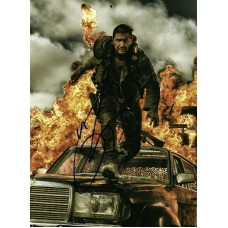 Tom Hardy autograph 2 (Mad Max: Fury Road)