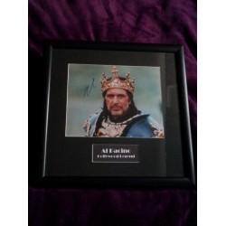 Al Pacino autograph (Looking for Richard)