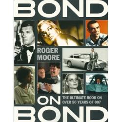 Roger Moore Signed Book (Bond on Bond)
