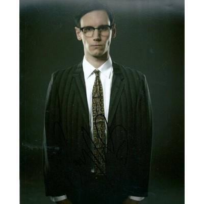 Cory Michael Smith autograph (Gotham)