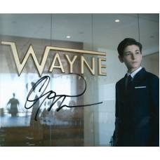 David Mazouz autograph (Gotham)