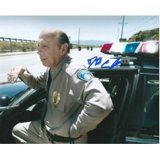 Dayton Callie autograph (Sons of Anarchy)