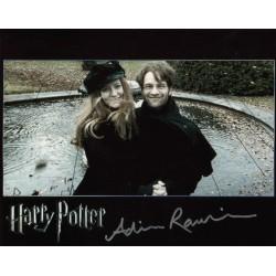 Adrian Rawlins autograph (Harry Potter)