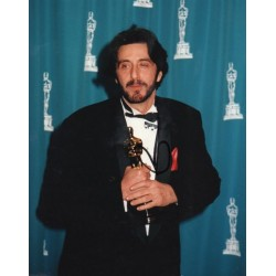 Al Pacino autograph 1 (The Godfather; Scarface)