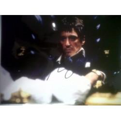 Al Pacino autograph 11 (Scarface)