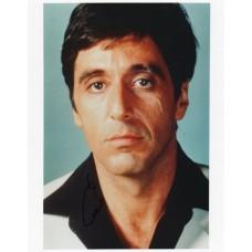 Al Pacino autograph 4 (Scarface)