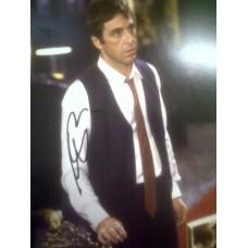Al Pacino autograph 5 (Scarface)