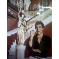 Al Pacino autograph 8 (Scarface)