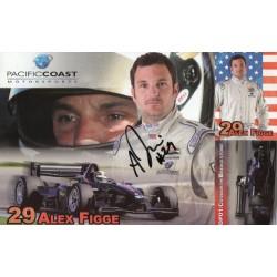 Alex Figge autograph