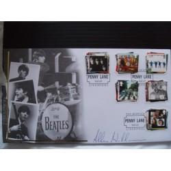 Allan Williams autograph (Beatles Manager)