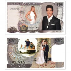 Novelty Banknote - Friends £20