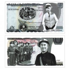 Novelty Banknote - Dads Army £5