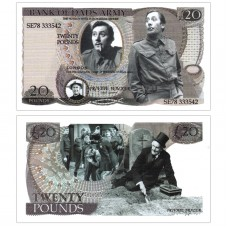 Novelty Banknote - Dads Army £20