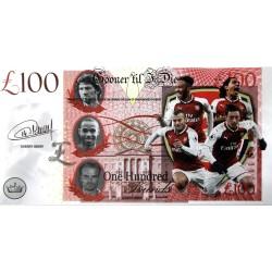 Novelty Banknote - Arsenal