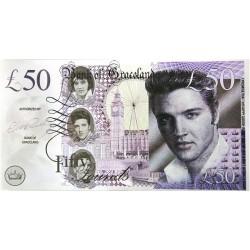 Novelty Banknote - Elvis Presley