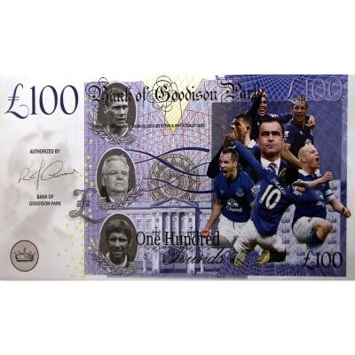 Novelty Banknote - Everton