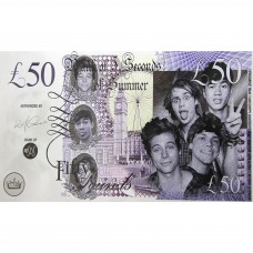 Novelty Banknote - 5 Seconds of Summer