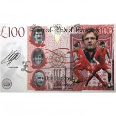 Novelty Banknote - Liverpool Legends