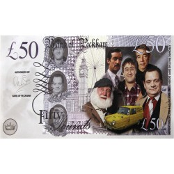 Novelty Banknote - Only fools and horses