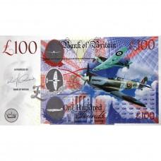 Novelty Banknote - Aircraft