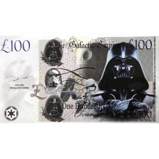 Novelty Banknote - Darth Vader - Star Wars