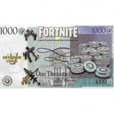 Novelty Banknote - Fortnite