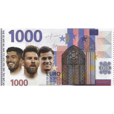 Novelty Banknote - Barcelona
