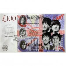 Novelty Banknote - Beatles