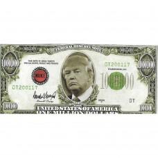 Novelty Banknote - Donald Trump