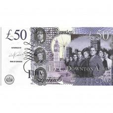 Novelty Banknote - Downton Abbey