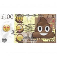 Novelty Banknote - Emojis