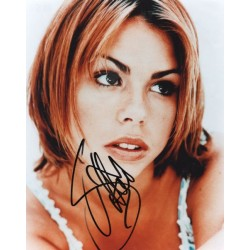 Billie Piper autograph (Doctor Who; Secret Diary of a Call Girl; Penny Dreadful)