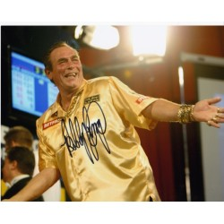 Bobby George 'The King of Bling' autograph