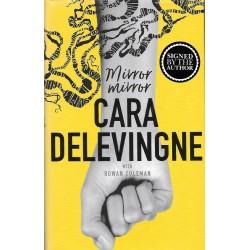 Cara Delevingne Signed Book 1 (Mirror, Mirror)