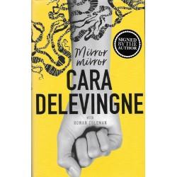 Cara Delevingne Signed Book 2 (Mirror, Mirror)