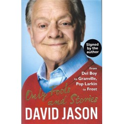 David Jason Signed Book 1 (Only Fools and Stories)
