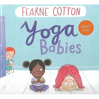 Fearne Cotton Signed Book (Yoga Babies)