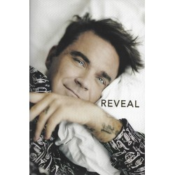 Robbie Williams Signed Book (Reveal)