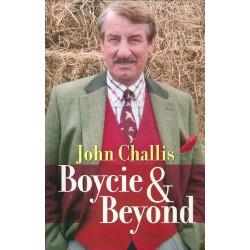 John Challis dedicated Signed Book (Boycie & Beyond)